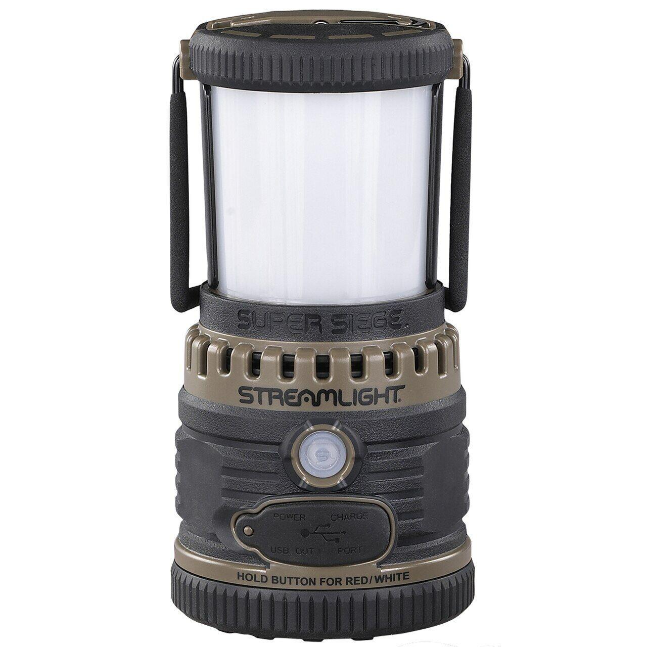Streamlight Siege Series Lantern -Coyote - 44947