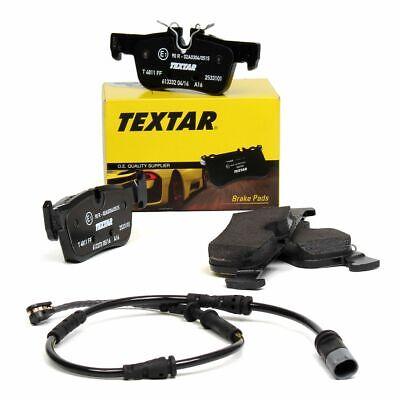 TEXTAR Bremsbeläge + Wako für BMW 2er F45 F46 X1 F48 i3 MINI F54 F60 hinten