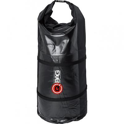 Bolsa trasera impermeable para motos enduro y motos trail color negro 40...