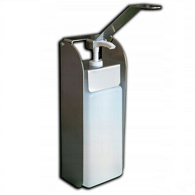 Desinfektionsstation Desinfektionsspender Flüssigkeitspender 1 Lite Eurospender