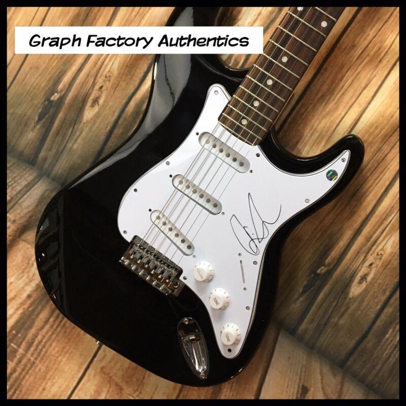 GFA R5 Singer Songwriter * RIKER LYNCH * Signed Electric Guitar COA