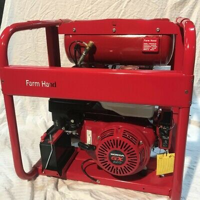 Welder Generator Air Compressor And Battery Charger 4 In 1 New.