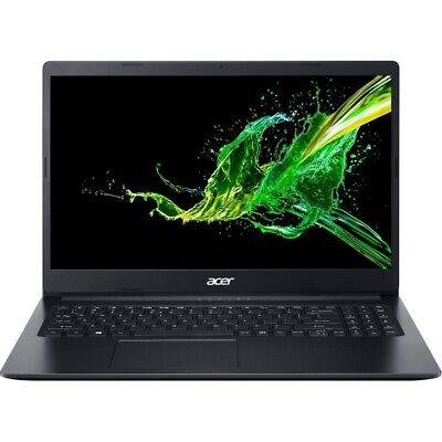 """Acer Aspire 3 15.6"""" Laptop AMD A6 4GB RAM 1TB HDD Windows 10 Black"""