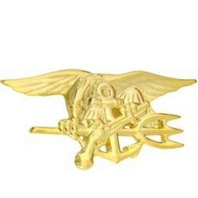 US Navy SEAL Mini Trident Pin (1 1/2 inch version)