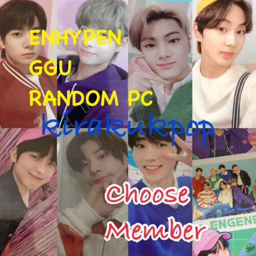 (Choose) ENHYPEN GGU Package - Photocard