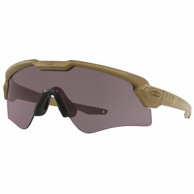 Oakley SI Ballistic M Frame Alpha  - Terrain Tan w/Prizm Grey Lens (OO9296-1744)