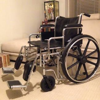 Wheelchair Self Propelled - Bariatric - 227kg Safe Working Load West Pennant Hills The Hills District Preview