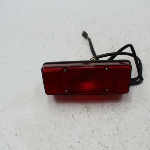 068 1999 arctic cat powder special 700 TAILLIGHT TAIL BRAKE LIGHT