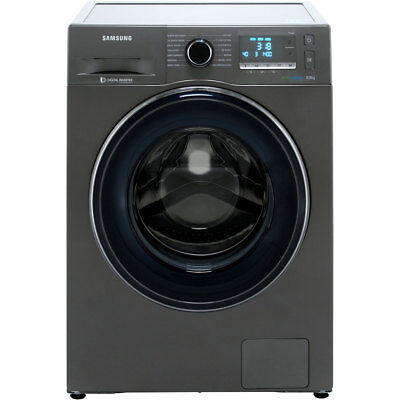 Samsung WW90J5456FC ecobubble™ A+++ Rated 9Kg 1400 RPM Washing Machine Graphite