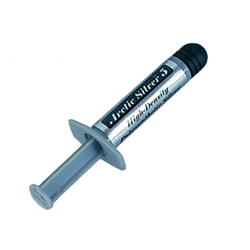 New - Arctic Silver 5 AS5-3.5G Premium Thermal Compound 3.5 g grams Paste Grease