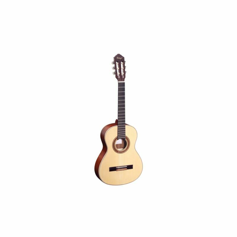 Ortega R121 3/4 NT Concert Guitar IN Nature Incl. Gigbag