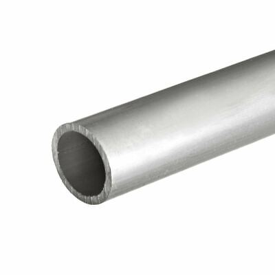 6063-t52 Aluminum Round Tube 3 Od X 0.065 Wall X 24 Long Seamless