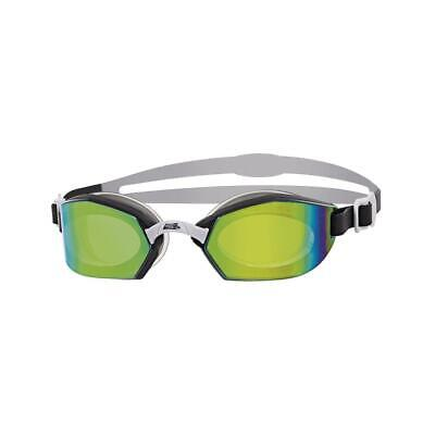 Zoggs Unisex Adult Panorama Swimming Goggles Smoke UV Protection Anti Fog Clear