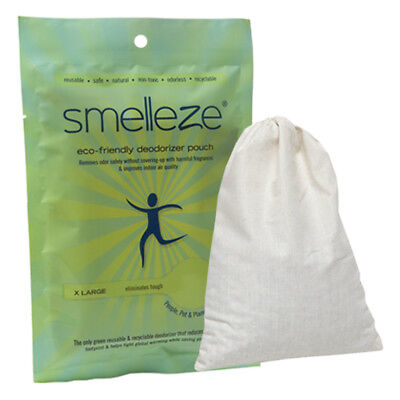 SMELLEZE Reusable Corpse Smell Removal Deodorizer: Rid Death Odor in 300 Sq. Ft.