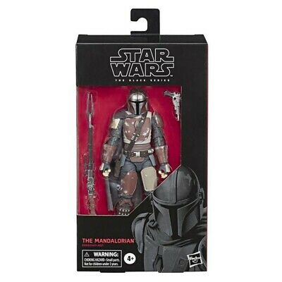 "Star Wars Black Series 6"" - The Mandalorian (Wave 22) IN STOCK"