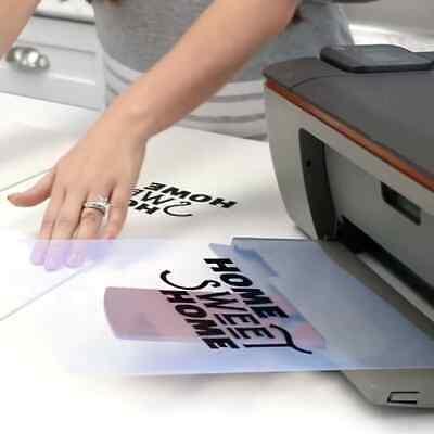 Waterproof Inkjet Transparency Film For Screen Printing 11x17 100 4mill
