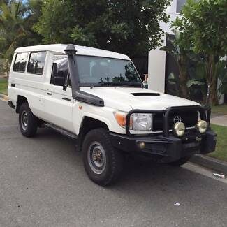 2010 Toyota LandCruiser Other Mermaid Beach Gold Coast City Preview