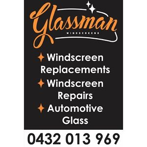 MOBILE Car Glass Replacements GLASSMAN WINDSCREENS & AUTOGLASS Sydney City Inner Sydney Preview