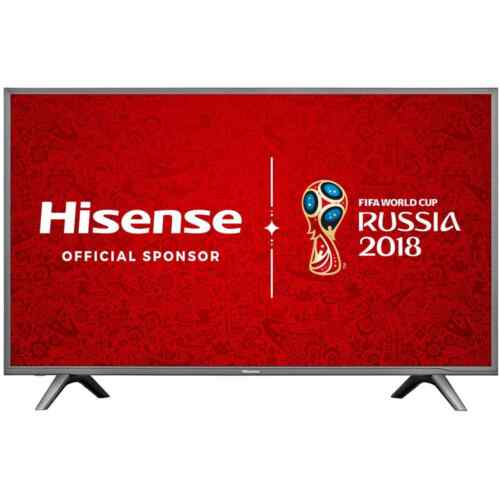 Hisense H60NEC5600 60 Inch Smart LED TV 4K Ultra HD Freeview HD 3 HDMI New