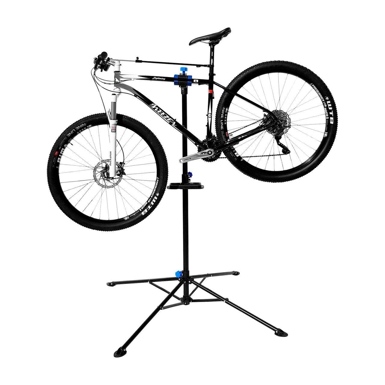 360° reparaturständer 50 kg fahrrad montageständer