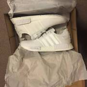 adidas originals NMD white US15 Rhodes Canada Bay Area Preview