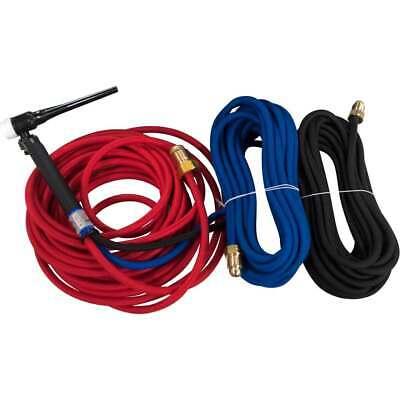 Ck Fl250 Water Cooled Tig Torch Kit Flex-loc 250a 25 3-pc Super-flexfl2525sf