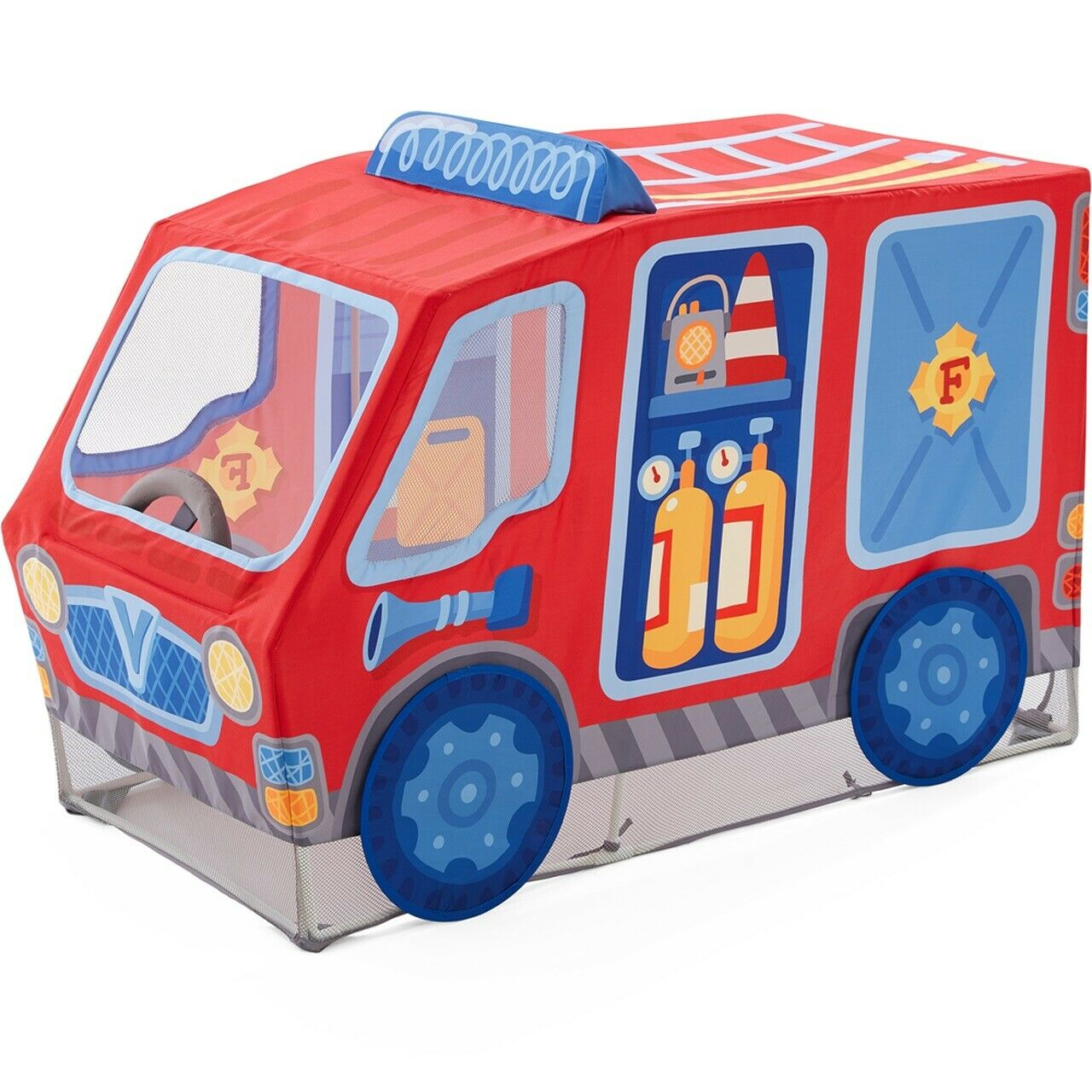 HABA Fire Brigade Play Tent, free shipping