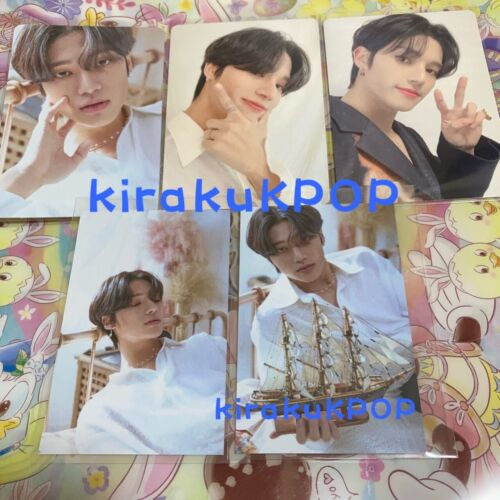 (FEDEX)Ateez - Japan Album Into the A to Z - Photocard set - Wooyoung