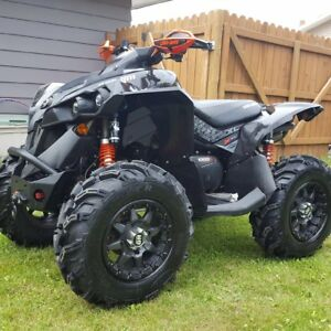 2016 Can-Am Renegade Xxc 1000R DPS