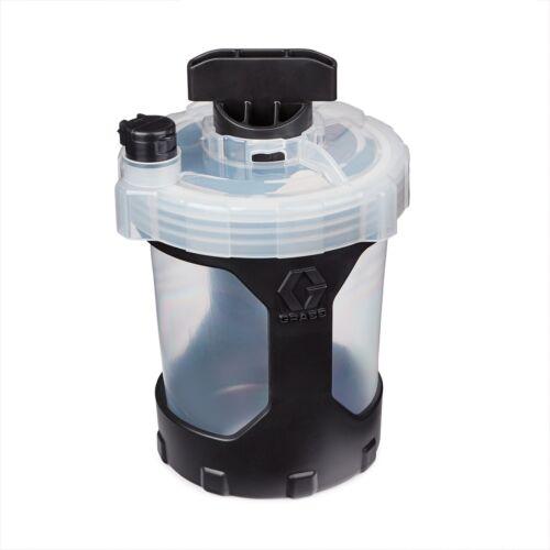 GRACO 17P550 32 oz (1.0L) FlexLiner Cup System for Graco Handheld Sprayer Gun