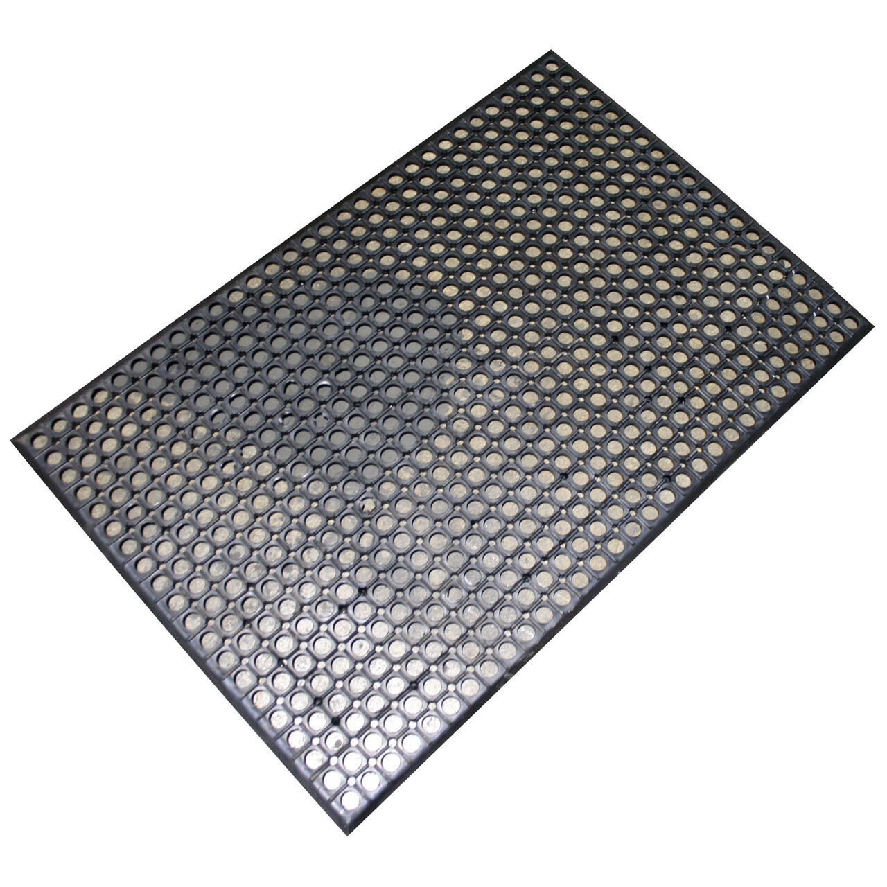 Industrial Floor Mats: Buffalo Tools RMAT23 2 X 3 Foot Industrial Rubber Floor