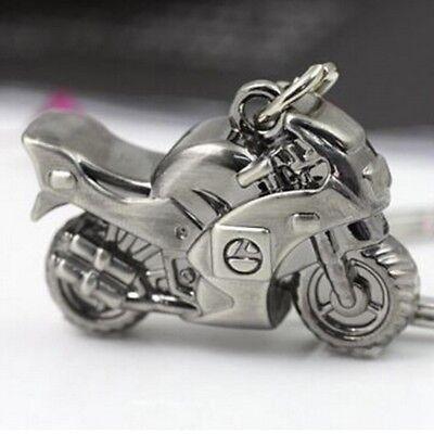 Mode Fahrrad-Roller Keychain Metallmotorrad-Schlüsselring Geschenk WS6