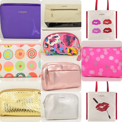 Choose New Makeup Accessories Bags from Brand Lancome, Clinique, Estee Lauder
