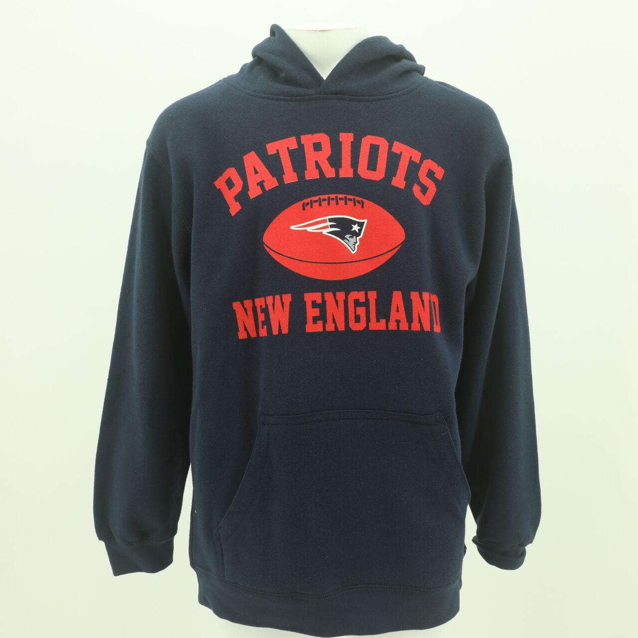 kids patriots sweatshirt