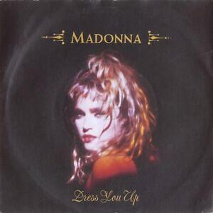 MADONNA - DRESS YOU UP: 7