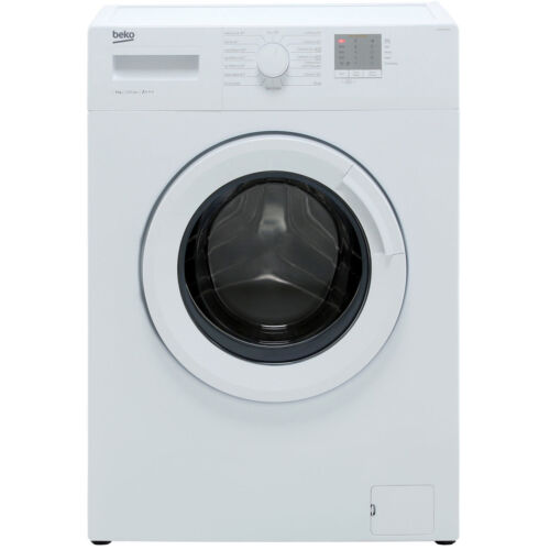 Beko WTG620M1W A+++ Rated 6Kg 1200 RPM Washing Machine White New
