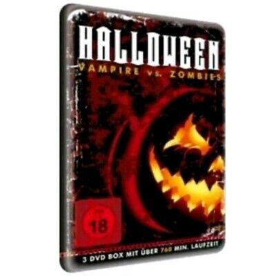 vs. Zombies (9 Filme) - Jonathan Dueck & Co. - DVD - NEU (Halloween Co)