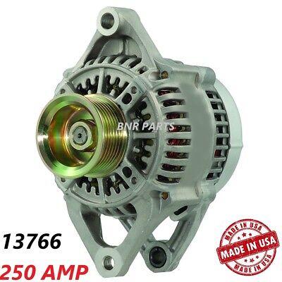 250 AMP 13766 Alternator Dodge Ram 2500 3500 Diesel 5.9L High Output HD NEW