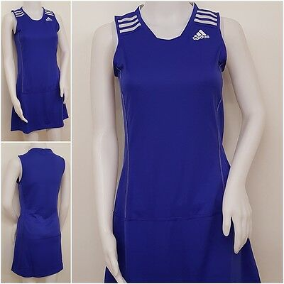 Badminton Rocks (adidas Kleid Tenniskleid Badmintonkleid BT Clima Dress Damen Shirt Rock Short O)