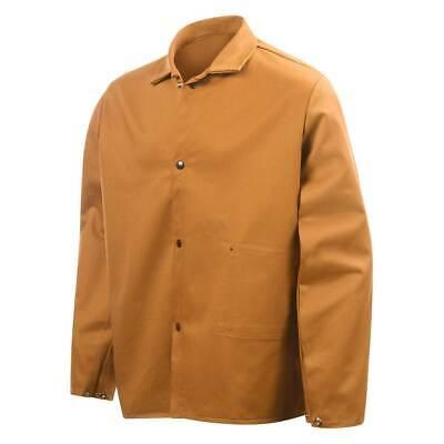 Steiner 1010-m 30 12oz. Brown Fr Cotton Jacket Medium