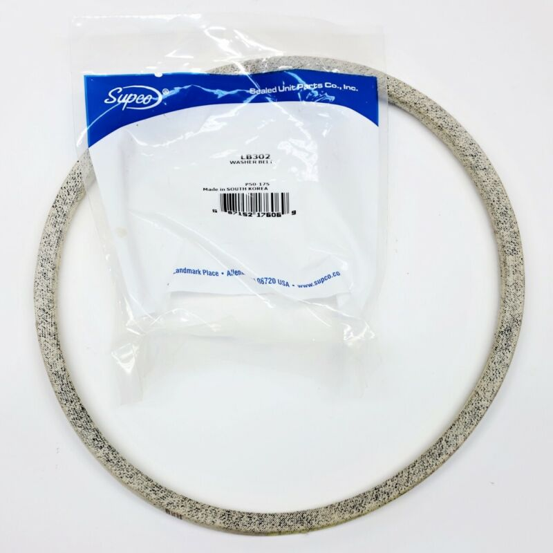 WP27001006 for Maytag Amana Speed Queen Agitator Washer Belt 38174 27001006