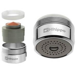 Aerateur economiseur d 39 eau 84 ajustable hihippo robinet mitigeur de lavabo - Economiseur d eau robinet ...