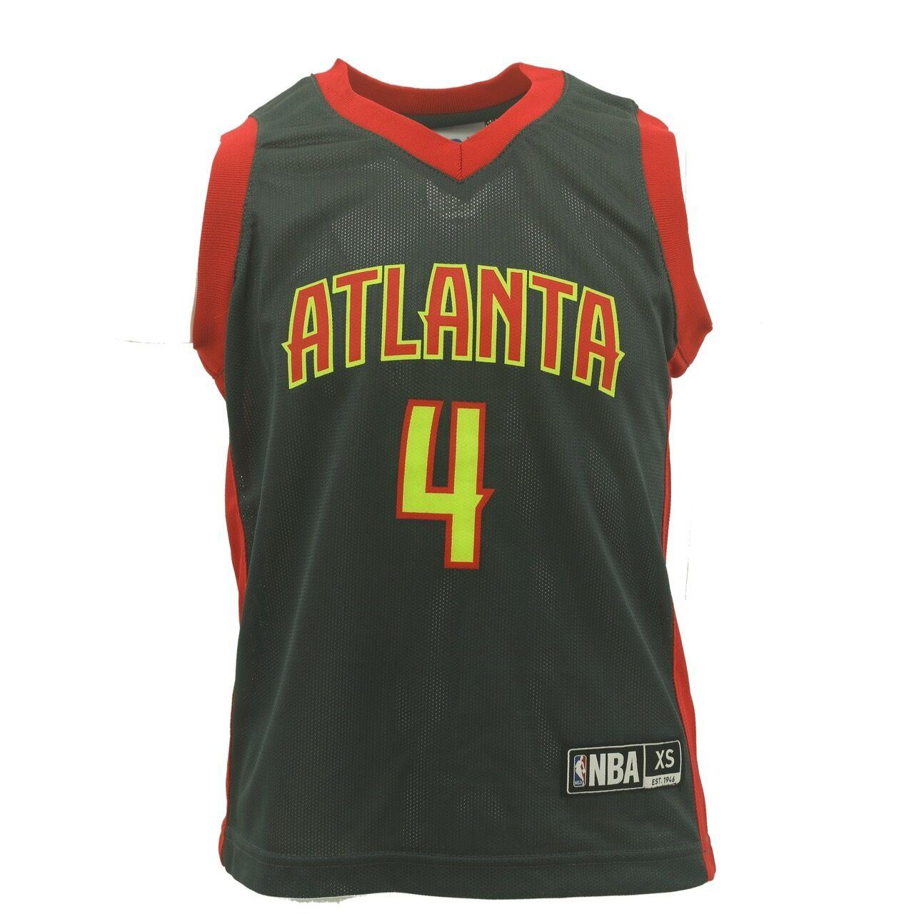 Atlanta Hawks Kids Youth Size Paul Millsap NBA Jersey New With Tags ... 38f5e6082