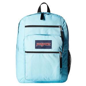 JanSport Big Student Backpack Blue Topaz One Size Js00tdn70dc