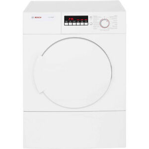 Bosch WTA74200GB Serie 4 7Kg Vented Tumble Dryer White New from AO