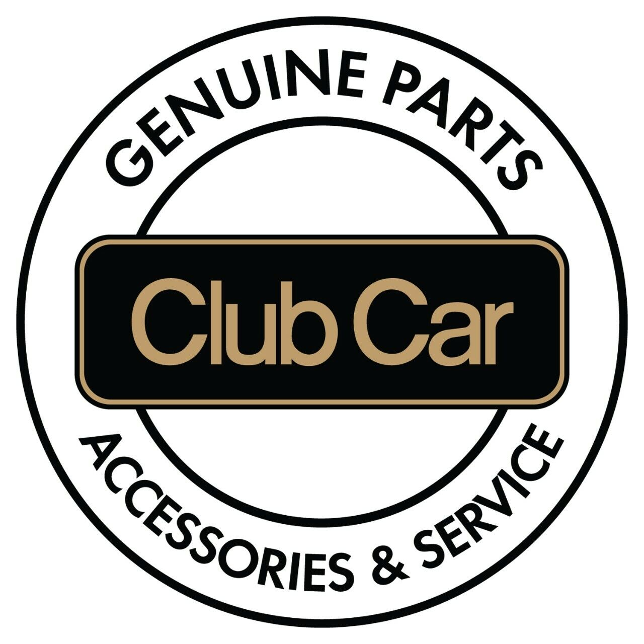 Genuine Oem Club Car Ds 1992 Amp Up Vented Gas Fuel Tank