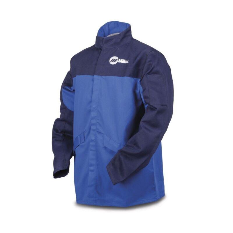 Miller Genuine Indura FR Welding Jacket 258097, 258098, 258099