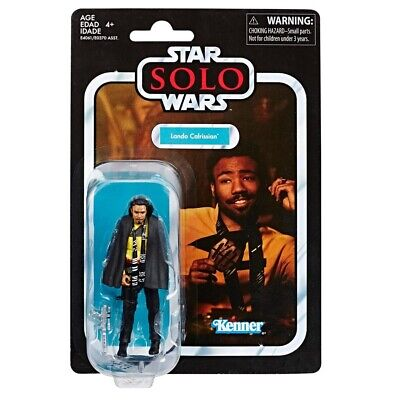 Star Wars The Vintage Collection Solo Movie - Lando Calrissian Action Figure