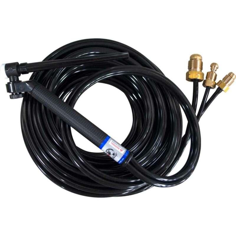 CK FL230 Water Cooled TIG Torch Kit Flex-Loc 230A 25