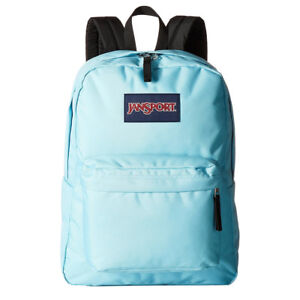 premium selection 45df4 4ddf5 JanSport Superbreak School Backpack Blue Topaz - Js00t5010dc